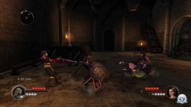 Screenshot - The First Templar (360)