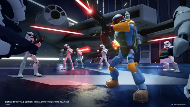 Screenshot - Disney Infinity 3.0: Play Without Limits (PlayStation3) 92508147