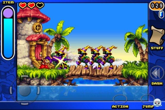 Screenshot - Shantae: Risky's Revenge (iPhone) 2283802
