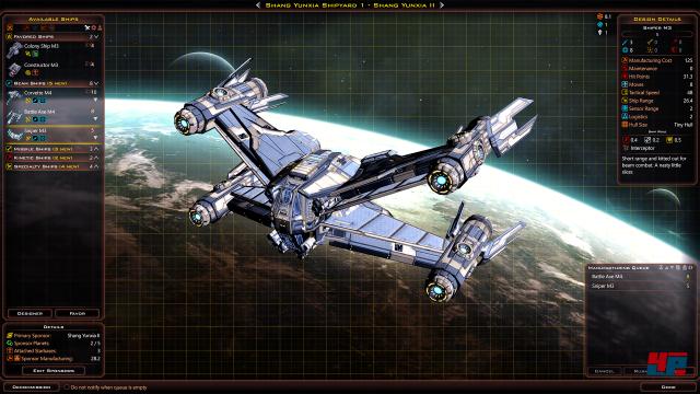 Screenshot - Galactic Civilizations 3 (PC) 92539948