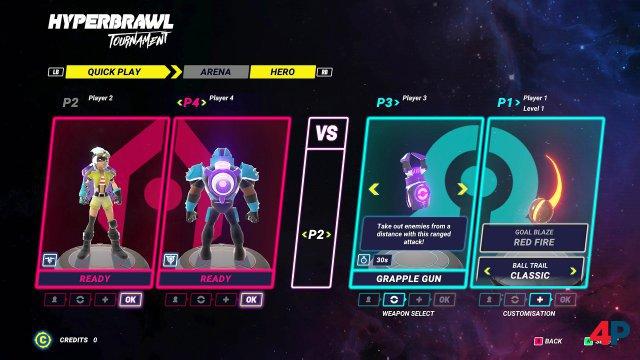 Screenshot - HyperBrawl Tournament (PC)