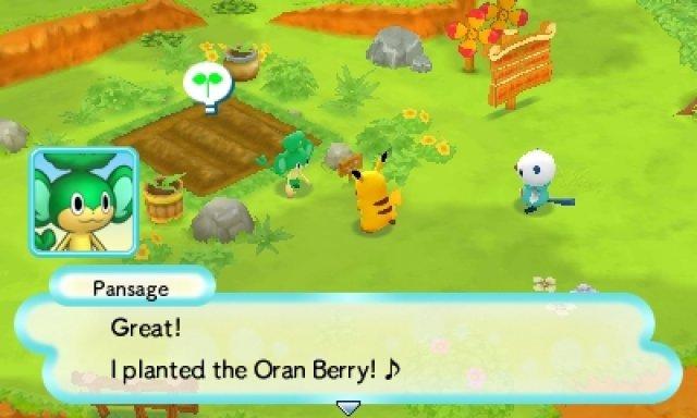 Screenshot - Pokémon Mystery Dungeon: Portale in die Unendlichkeit (3DS) 92457641