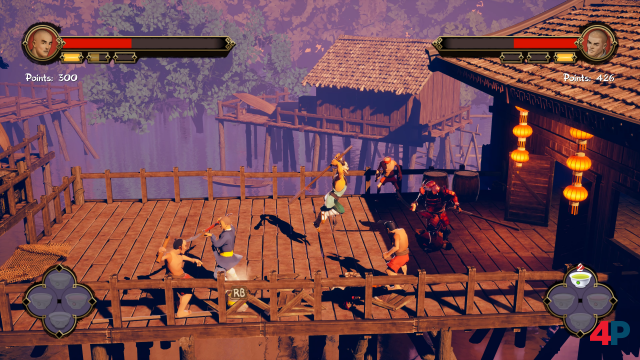 Screenshot - 9 Monkeys of Shaolin (PC, PS4, Switch, One) 92621242
