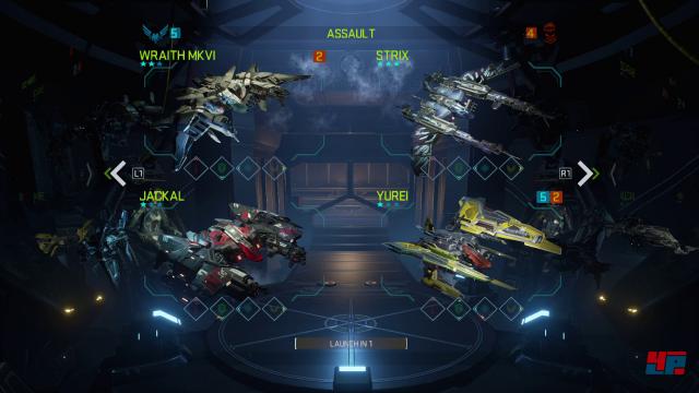 Screenshot - EVE: Valkyrie (PS4) 92554778