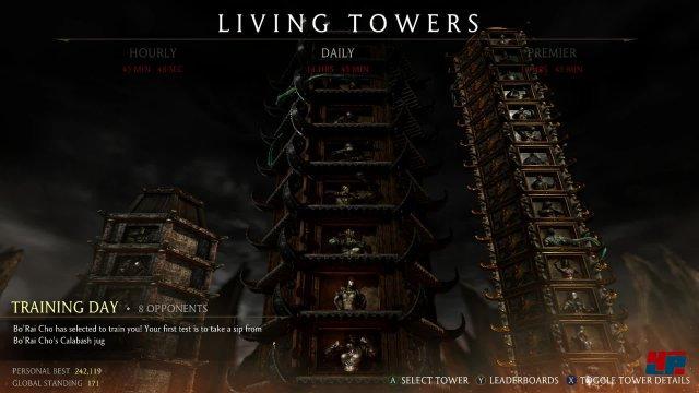 Screenshot - Mortal Kombat X (PlayStation4) 92503165