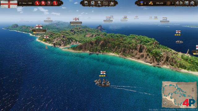Screenshot - Port Royale 4 (PC) 92611822