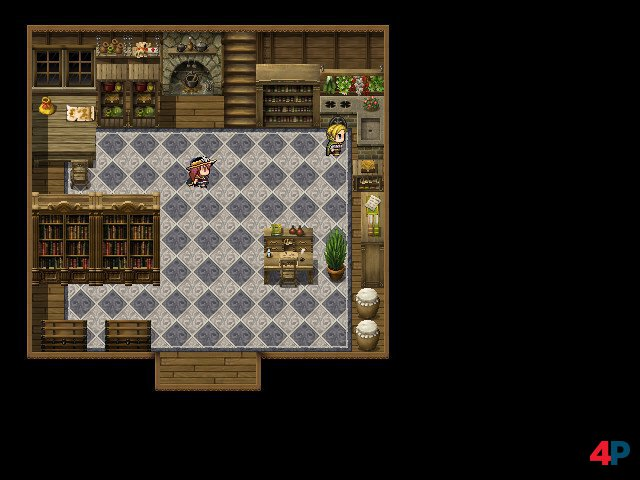 Screenshot - Liz: The Tower and the Grimoire (PC)