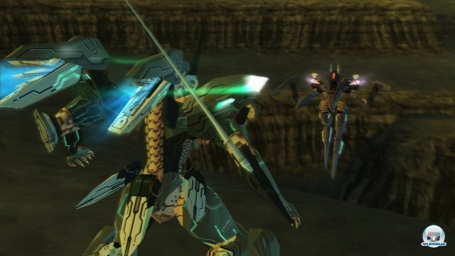 Screenshot - Zone of the Enders: HD Collection (PlayStation3) 2375157