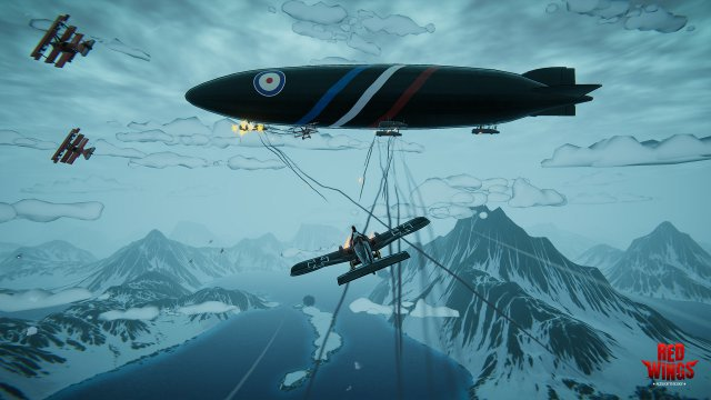 Screenshot - Red Wings: Aces of the Sky (PC) 92613046