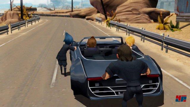 Screenshot - Final Fantasy 15 (Android) 92551440
