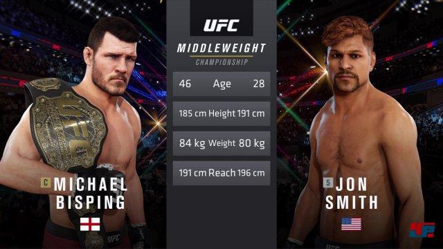 Screenshot - EA Sports UFC 3 (PS4) 92558958