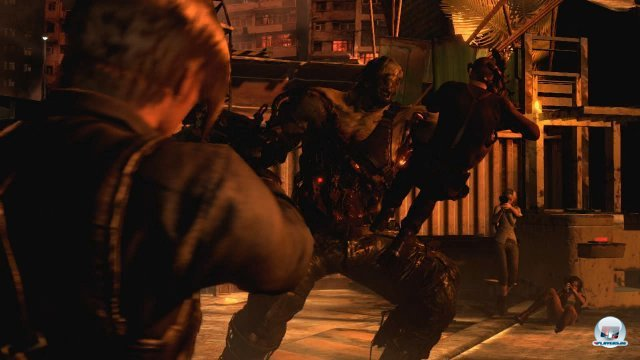 Screenshot - Resident Evil 6 (360) 2357572
