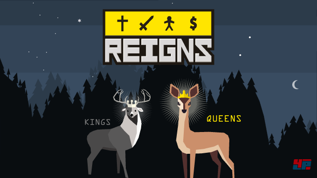 Screenshot - Reigns: Kings & Queens (Switch)