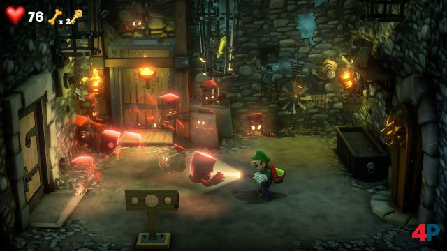 Screenshot - Luigi's Mansion 3 (Switch) 92599198