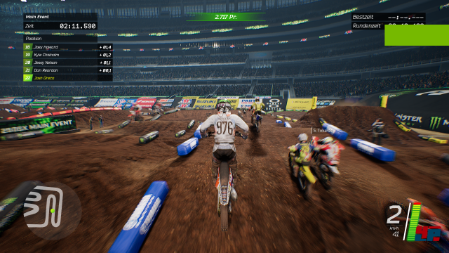 Screenshot - Monster Energy Supercross - The Official Videogame (PC) 92559958
