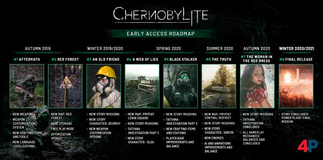 Screenshot - Chernobylite (PC)