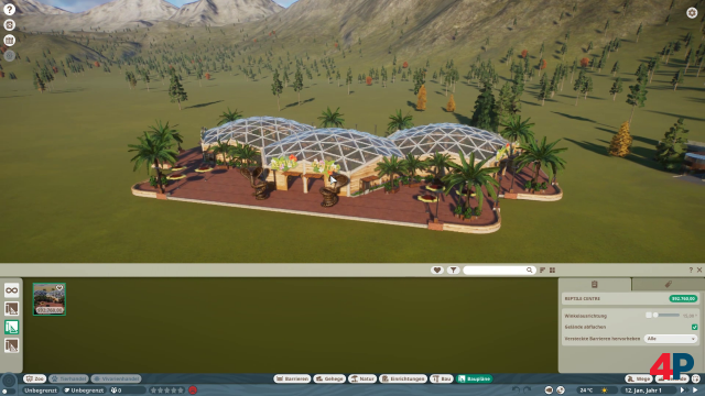 Screenshot - Planet Zoo (PC) 92600235