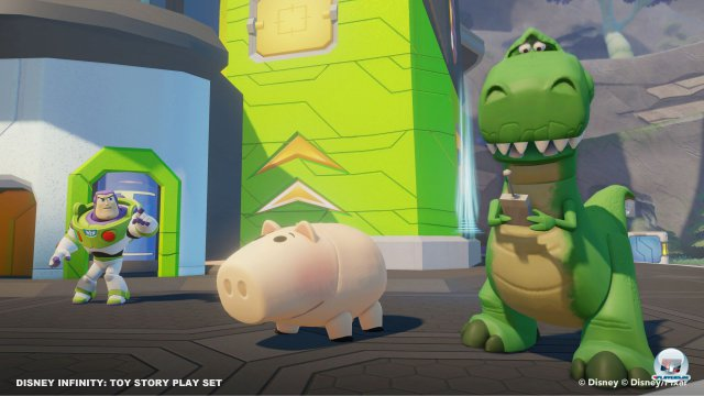 Screenshot - Disney Infinity (360) 92470844