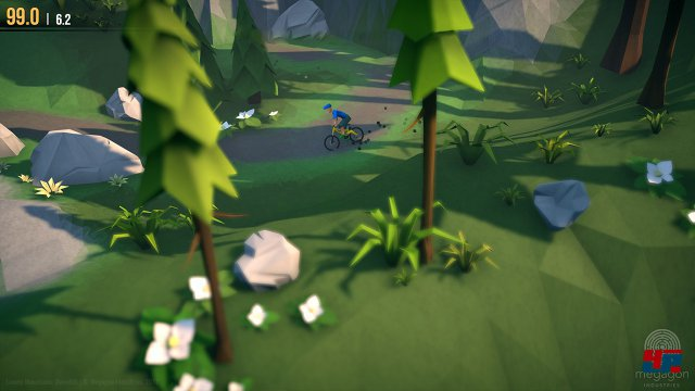 Screenshot - Lonely Mountains: Downhill (Linux) 92554382