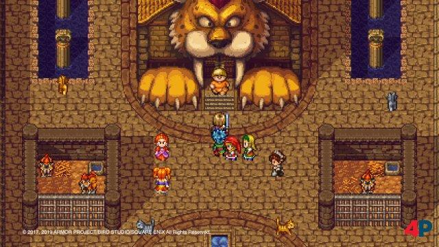 Screenshot - Dragon Quest 11: Streiter des Schicksals (Switch) 92590120