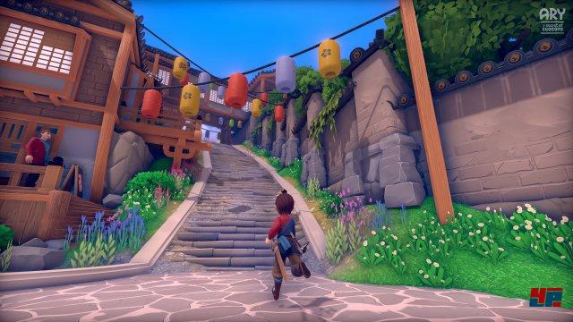 Screenshot - Ary and the Secret of Seasons (PC) 92587208