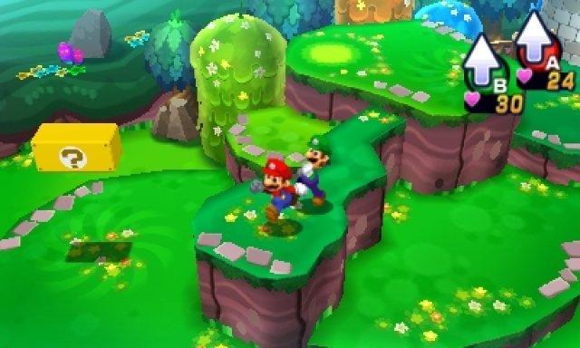 Screenshot - Mario & Luigi: Dream Team Bros. (3DS) 92462434