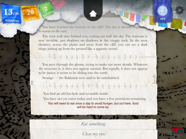 Screenshot - Sorcery! - Teil 3 (iPad) 92503537