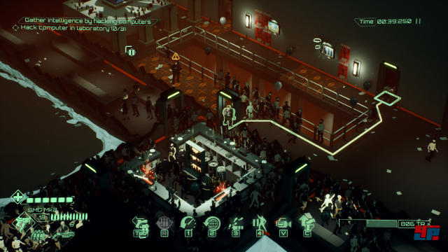 Screenshot - All Walls Must Fall (Linux)