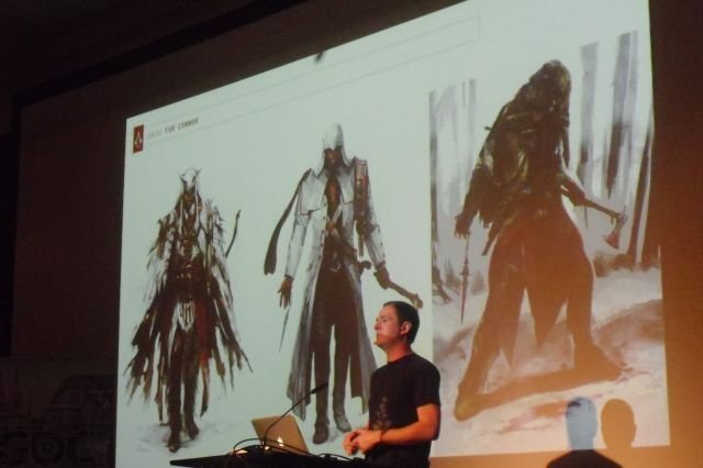 Screenshot - Game Developers Conference Europe 2012 (PC) 2386712