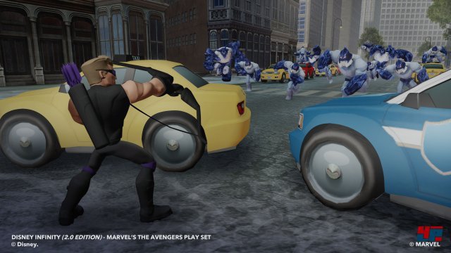 Screenshot - Disney Infinity 2.0: Marvel Super Heroes (PlayStation4) 92490770