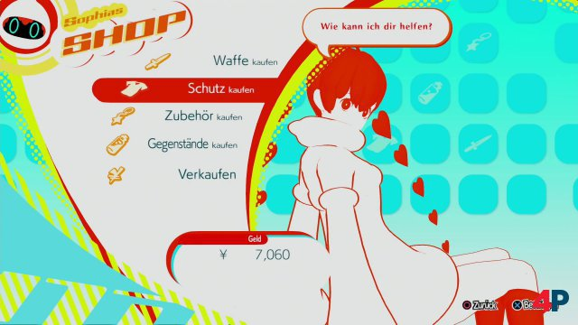 Screenshot - Persona 5 Strikers (PS4) 92634832
