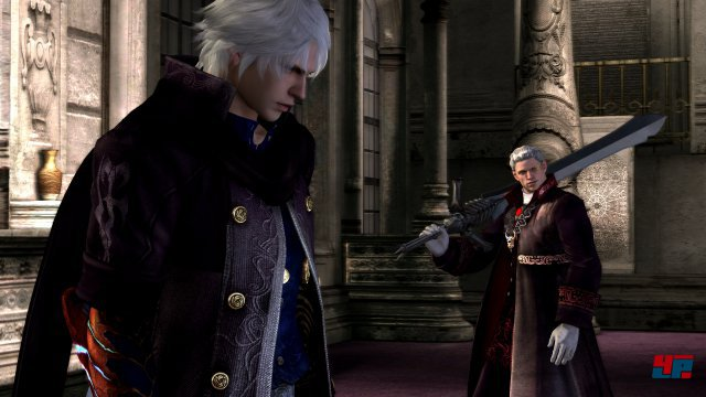 Screenshot - Devil May Cry 4 (PlayStation4) 92504955