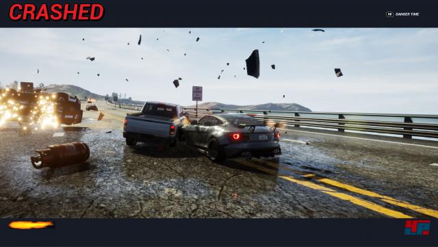 Screenshot - Dangerous Driving (PC) 92582264