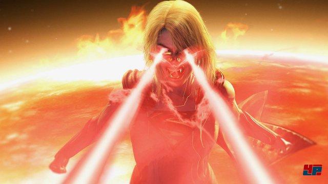Nicht nur die effektiven Supermoves werden sehr gut inszeniert. Auch die überraschend gute Story präsentiert sich von ihrer besten Seite.