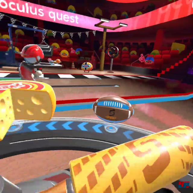 Screenshot - Sports Scramble (OculusQuest)