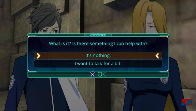 Screenshot - Lost Dimension (PS_Vita)