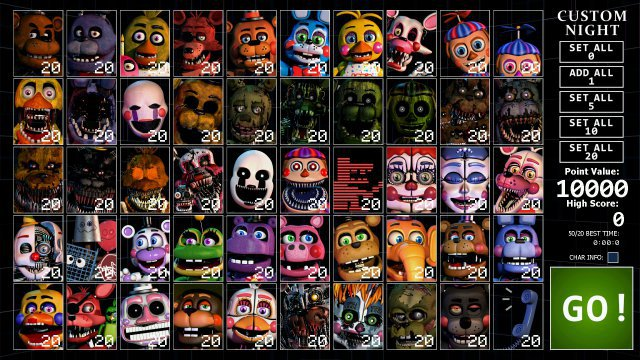 Screenshot - Ultimate Custom Night (PC) 92640928