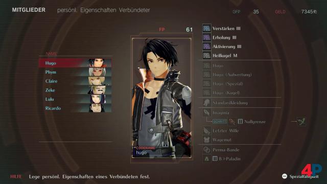 Screenshot - God Eater 3 (Switch) 92593465