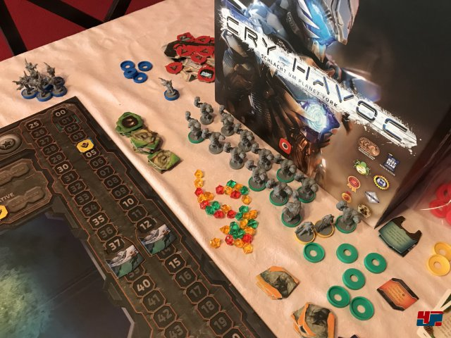 Screenshot - Cry Havoc (Spielkultur) 92559235
