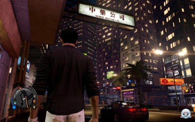 Vereinzelte Ecken wirken lebendig, architektonische kann die Kulisse aber nicht mit GTA IV oder Mafia II mithalten.