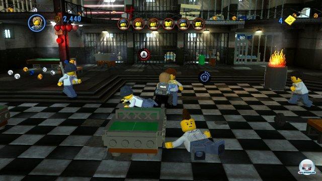 Screenshot - Lego City: Undercover (Wii_U) 92401337