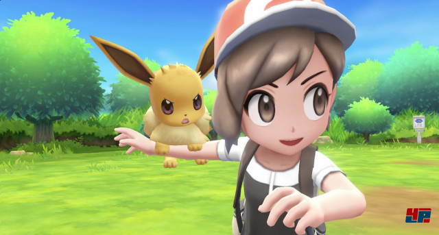 Screenshot - Pokémon Let's Go,Pikachu! & Let's Go, Evoli! (Switch) 92566033