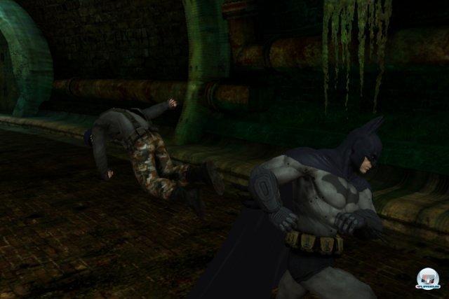Screenshot - Batman: Arkham City Lockdown (iPhone) 2298342