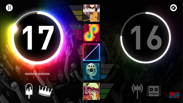 Screenshot - Dropmix (Android)