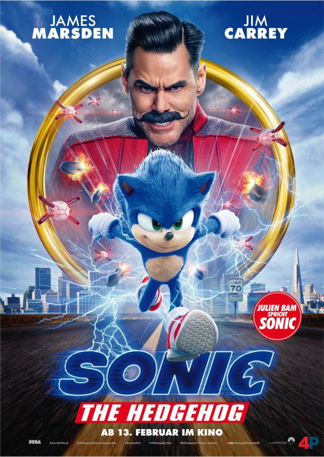 Screenshot - Sonic The Hedgehog (Film) (Spielkultur)