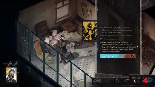 Screenshot - Disco Elysium (PlayStation5) 92638332