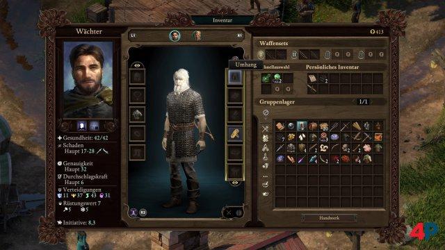 Screenshot - Pillars of Eternity 2: Deadfire (PS4) 92604839