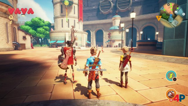 Screenshot - Oceanhorn 2: Knights of the Lost Realm (Switch) 92628188