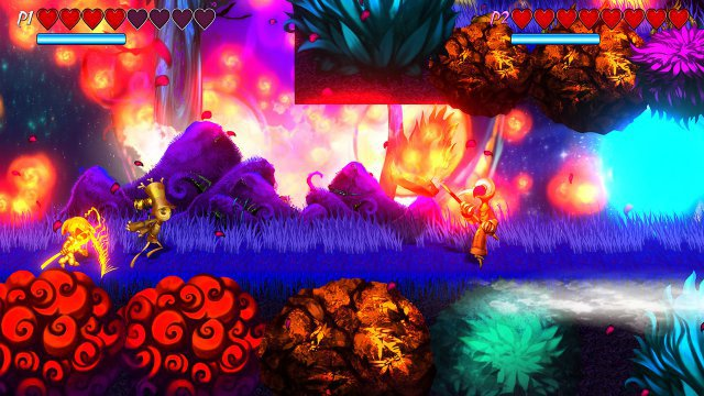 Screenshot - Death Tales (Switch)