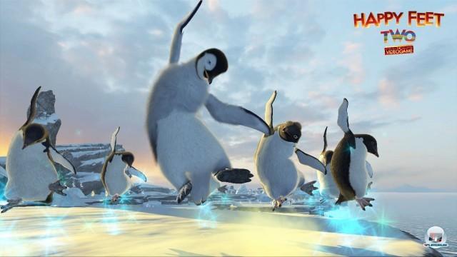 Screenshot - Happy Feet 2 - Das Videospiel (360) 2226288